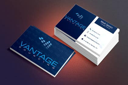 #16 for Business Card with Existing logo by manuel0827