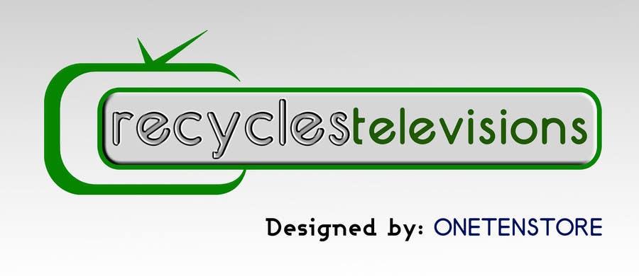 Penyertaan Peraduan #13 untuk Design a Logo for tv doctor recycling