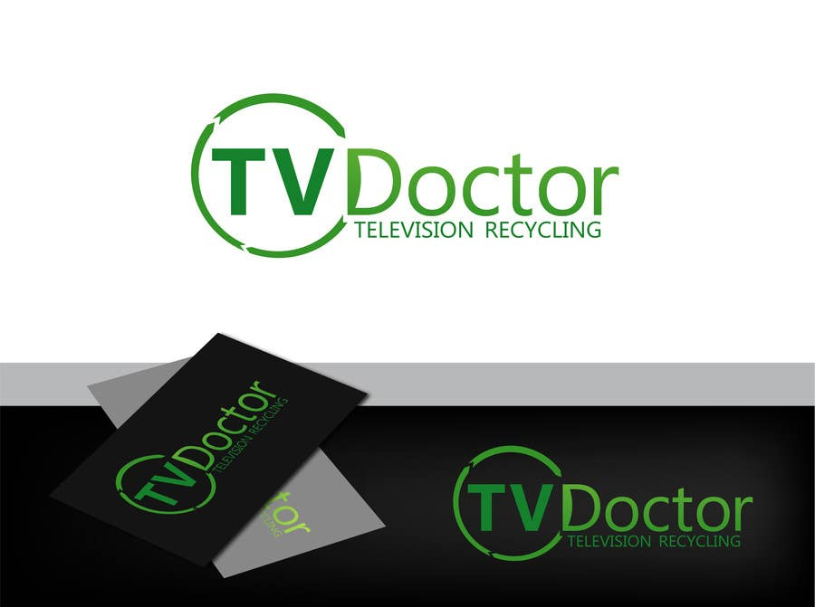 Proposition n°89 du concours Design a Logo for tv doctor recycling