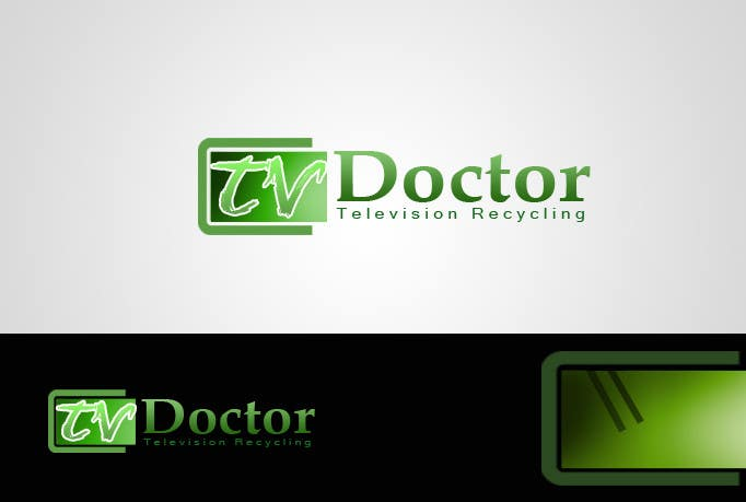 #92 for Design a Logo for tv doctor recycling by Masterasians