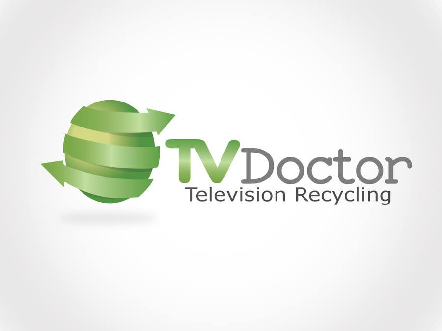 #123 for Design a Logo for tv doctor recycling by khaqanaizad