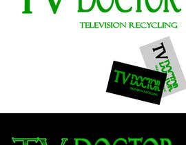 joey76 tarafından Design a Logo for tv doctor recycling için no 127
