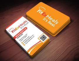 #17 for Design a Business Card for FitEx Meals by atikul4you
