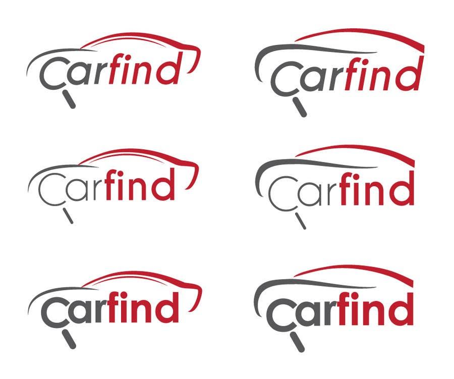 Proposition n°56 du concours Design a Logo for a car search website