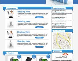 anuj47 tarafından Website Design for freelance shop için no 133