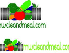 #8 para Design a Logo for www.muscleandmeal.com por jaclado