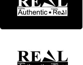 #52 para Design a Logo for REAL por MahbubMithu