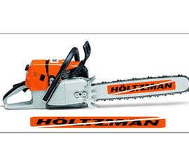 #46 untuk Design a Logo for Powertool Brand (Chainsaw, Garden Tool, Generator) oleh khaledboukhris