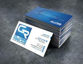 nº 13 pour Design Awesome Business Cards for Globe Resume par sashadesigns