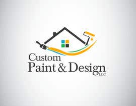 #26 para Design a Logo for Paint & Design Company por uniquedesign18