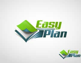 #278 for Design a Logo for EasyPlan - a digital workbook on the go af mdimitris