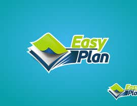 #353 untuk Design a Logo for EasyPlan - a digital workbook on the go oleh mdimitris