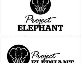 #256 for Design a Logo for Project Elephant by amcgabeykoon