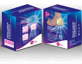 nº 6 pour Create Print and Packaging Designs for heel patch par ntandodlodlo