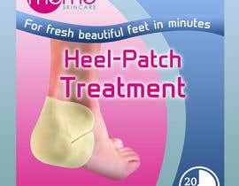#11 for Create Print and Packaging Designs for heel patch af elanciermdu