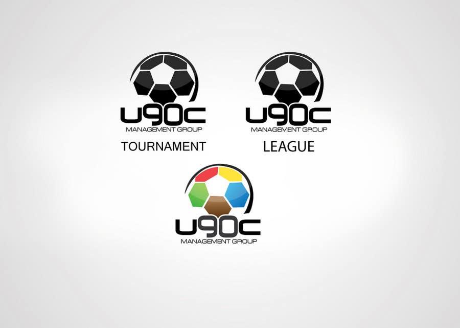 Конкурсная заявка №25 для Logo Design for U90C Management Group