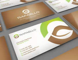 "#2 untuk Design Business Cards and Letterhead for Company ""Rafaello"" oleh midget"