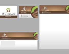 "#20 untuk Design Business Cards and Letterhead for Company ""Rafaello"" oleh catalinorzan"