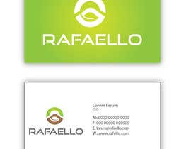 "#23 para Design Business Cards and Letterhead for Company ""Rafaello"" por princevtla"