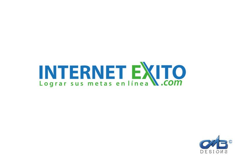 #113 for Logo design for Internet Exito.com by OmB