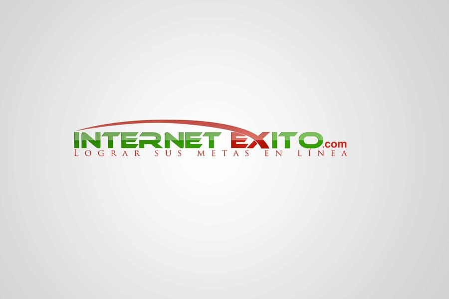 #275 for Logo design for Internet Exito.com by grafixsoul