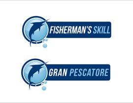 #101 for Logo Design for Fisherman's Skill af taganherbord