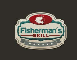 #159 cho Logo Design for Fisherman's Skill bởi Psynsation