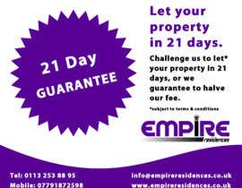 #4 for Design a Flyer for a Letting Agency by rilographics
