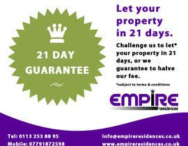 #8 for Design a Flyer for a Letting Agency by rilographics