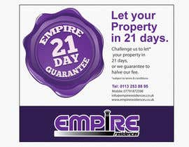#18 for Design a Flyer for a Letting Agency by MagicVector