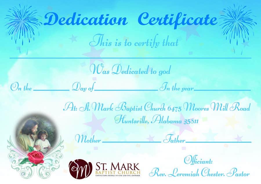 Great Baby Dedication Certificate Images 15 Best Church Nursery