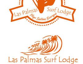 nº 8 pour Design a Logo for my Surf Company par Gustavo93
