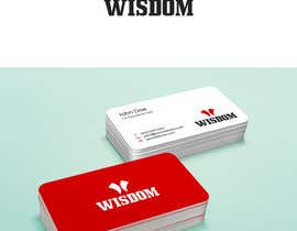 """diptisarkar44 tarafından Design a Logo for """"Wisdom USA Inc"""" için no 64"""