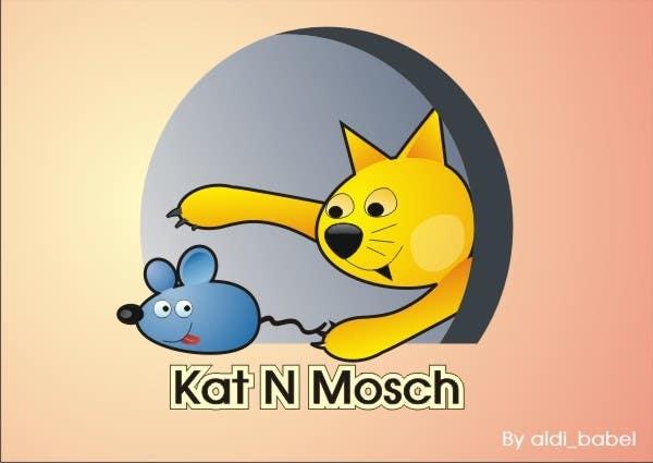 Bài tham dự cuộc thi #47 cho Logo Design for Kat N Mosch