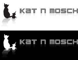 #138 para Logo Design for Kat N Mosch por m5gone