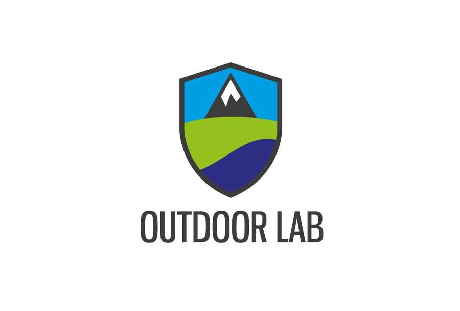 Konkurrenceindlæg #36 for Design a Logo for Outdoor Lab