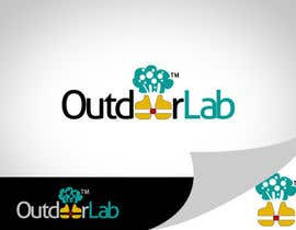 #39 for Design a Logo for Outdoor Lab af merog