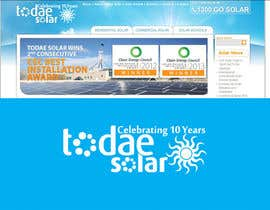nº 18 pour Develop 10th Birthday Concept for Solar Company par hammadraja