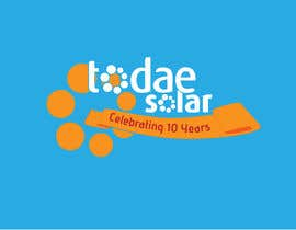 #10 para Develop 10th Birthday Concept for Solar Company por Kkeroll