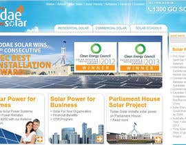 #20 for Develop 10th Birthday Concept for Solar Company by Artimization