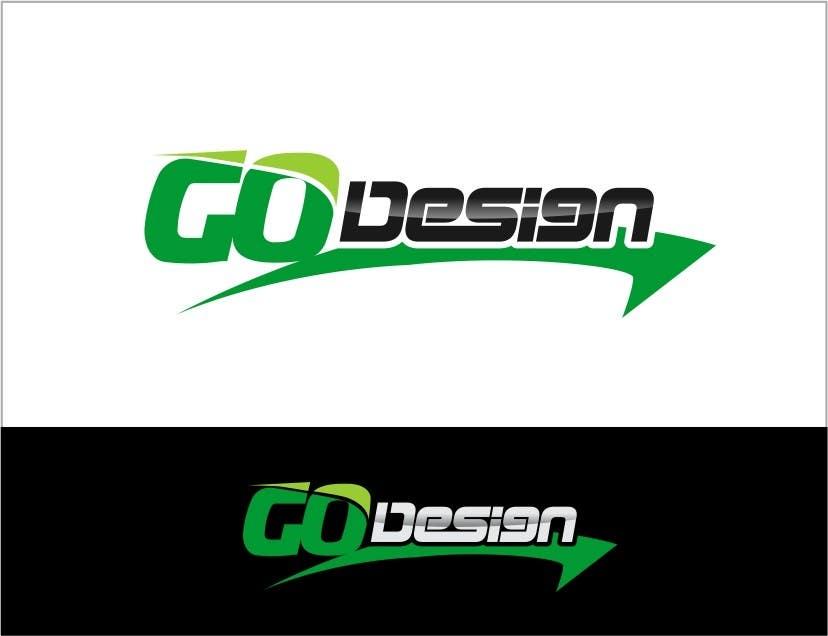Penyertaan Peraduan #274 untuk Design a Logo for Go Design