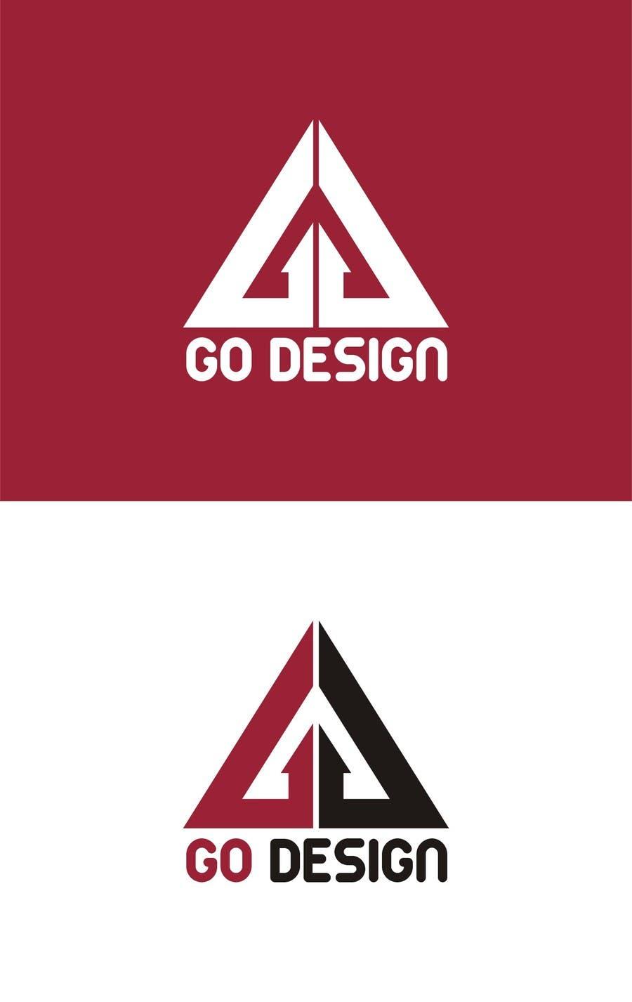 Konkurrenceindlæg #182 for Design a Logo for Go Design