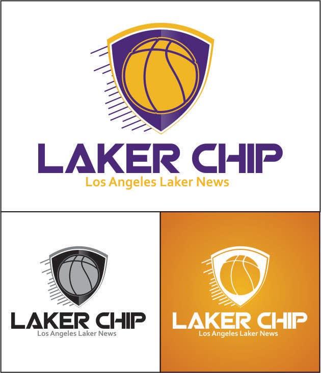 Inscrição nº 62 do Concurso para Design a Logo for Laker Chip
