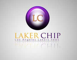nº 40 pour Design a Logo for Laker Chip par ibrahim4