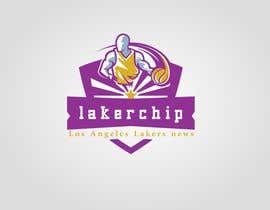 nº 69 pour Design a Logo for Laker Chip par habitualcreative