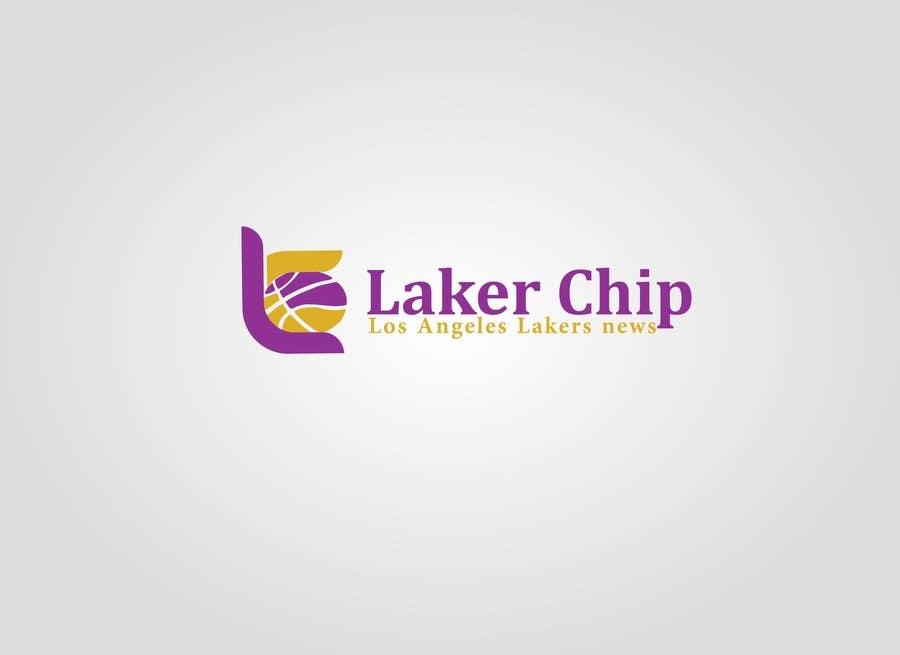 Penyertaan Peraduan #70 untuk Design a Logo for Laker Chip