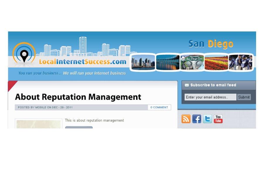 Конкурсная заявка №254 для Graphic Design for Local Internet Success.com