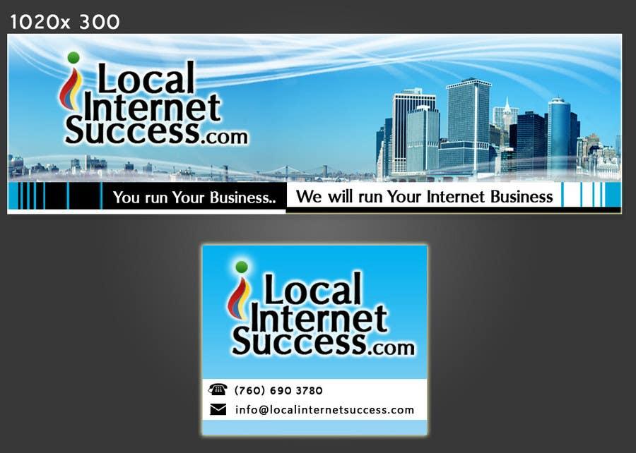 Конкурсная заявка №194 для Graphic Design for Local Internet Success.com