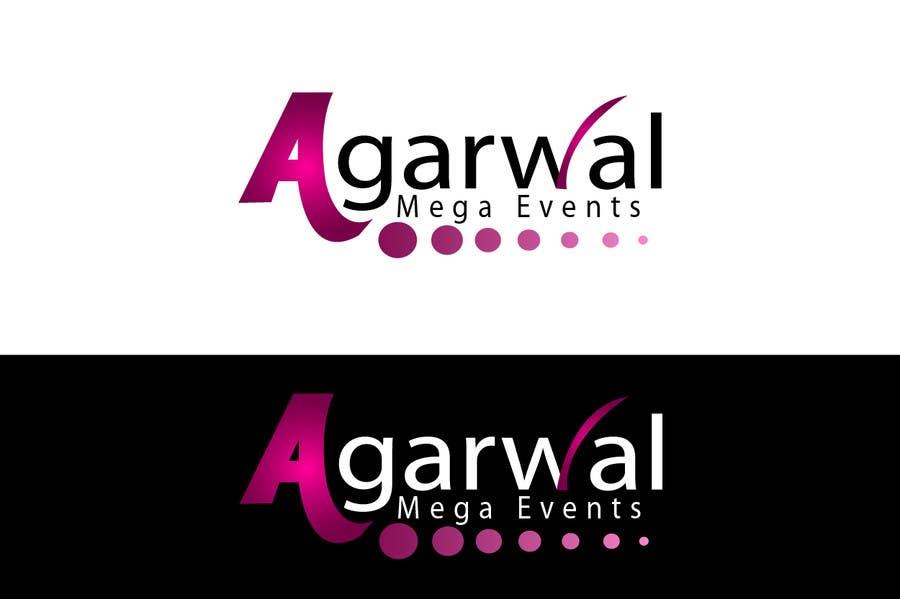 Proposition n°74 du concours Design a Logo for Agarwal Mega Events