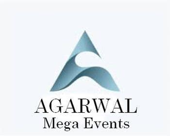 #58 for Design a Logo for Agarwal Mega Events af cristinandrei